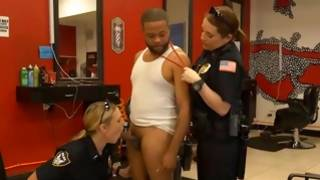 Amazing sluts have MMF act of thrill with ebony sir