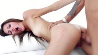 Passionate spicy princess is drilled fiercely with a heavy dick